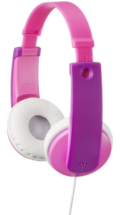 Casque JVC HA-KD7-P-E Rose