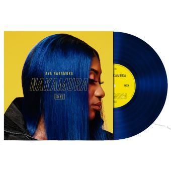 Nakamura Vinyle bleu