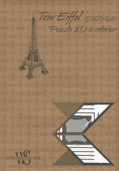 Tour Eiffel, Graphique