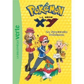 Les PokémonPokémon 22 - Le spectacle Pokémon