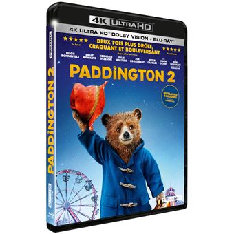 PaddingtonPaddington 2 Blu-ray 4K Ultra HD