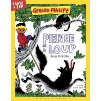 PIERRE ET LE LOUP (livre disque)