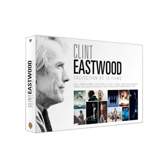 Coffret Eastwood DVD
