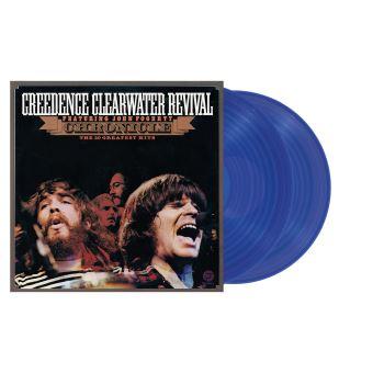 Chronicle The 20 Greatest Hits - Vinilo azul