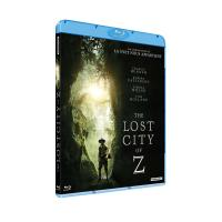 The Lost City of Z Blu-ray