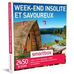 SMAR Coffret cadeau Smartbox Week-end insolite et savoureux