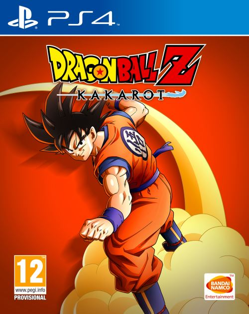 Dragon Ball Game Project Z PS4