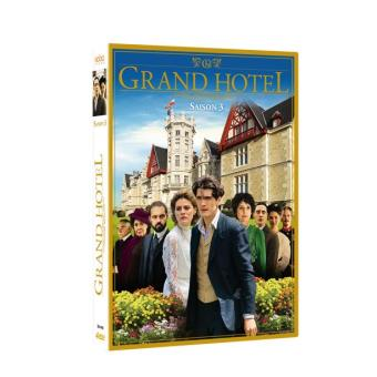 Grand HotelGrand Hôtel Saison 3 DVD