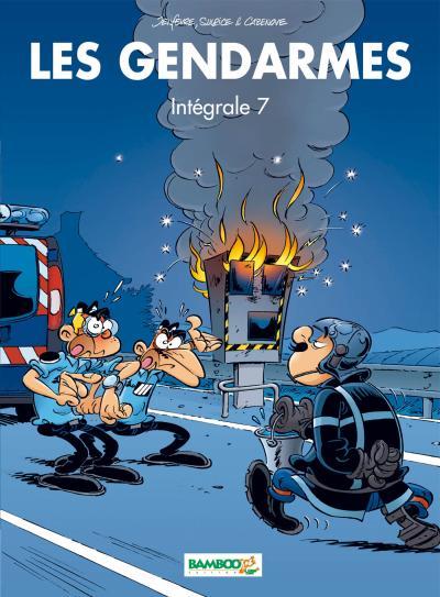 Les gendarmes t13- t14 special 15 ans