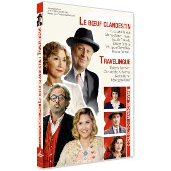 Collection Marcel Aymé : Boeuf clandestin, Travelingue  DVD