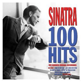 100 HITS OF SINATRA/4CD