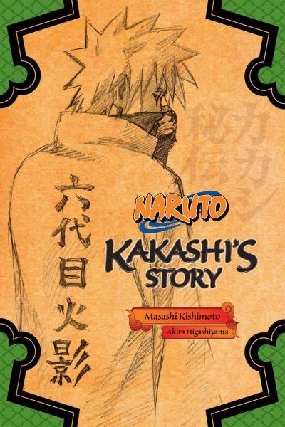 Naruto Light Novel Kakashi Story Eng