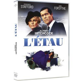 Hitchcock : L'étau DVD