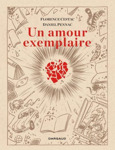 Un amour exemplaire - 9782205167955 - 9,99 €
