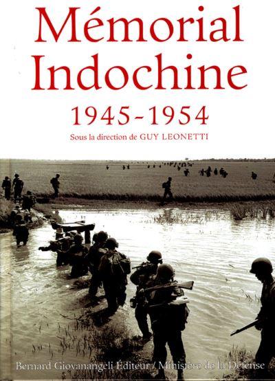 Le mémorial de l'Indochine : 1945-1954