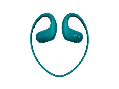 Sony Walkman sport NWWS413 lecteur MP3 étanche 4 Go Bleu