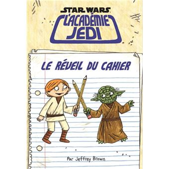 Star WarsLe réveil du cahier