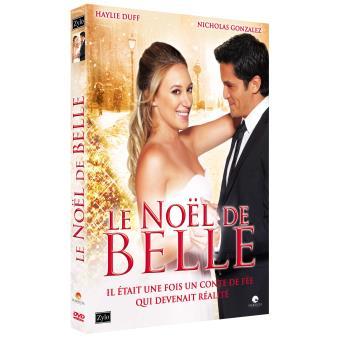 Le Noël de Belle DVD