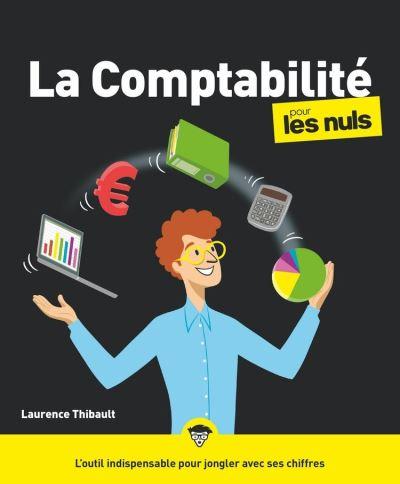 La Comptabilité pour les Nuls, 3e ed. - 9782412052693 - 15,99 €