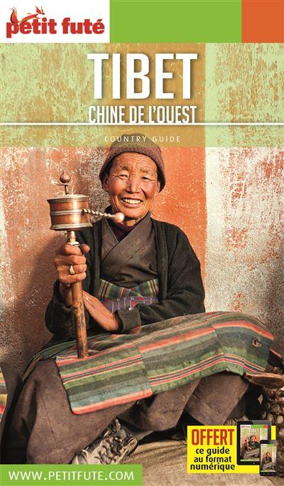 Tibet 2017-2018 petit fute + offre num