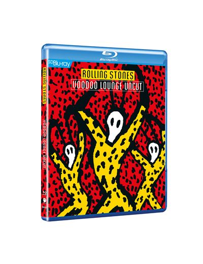 Rolling Stones : Voodoo Lounge Uncut