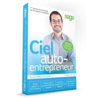 ciel auto entrepreneur 7.1