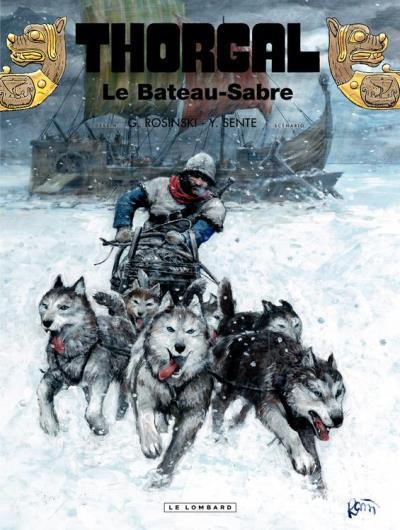 Thorgal - Tome 33 - Le Bateau-Sabre - 9782803644049 - 5,99 €