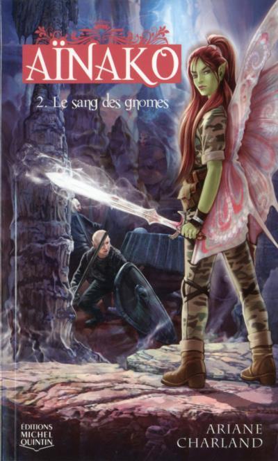Aïnako - tome 2 Le sang des gnomes