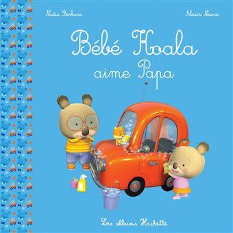 Bébé KoalaRelookage Petite Histoire Bébé Koala titre 8 : Bébé Koala aime papa