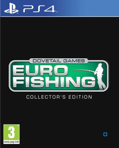 Euro Fishing Edition Collector PS4