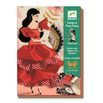 Kit créatif Flamenco Djeco