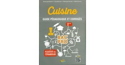 Cuisine Bac Pro