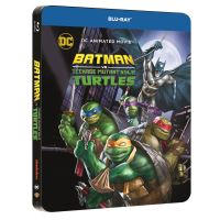 Batman Vs Teenage Mutant Ninja Turtles Steelbook Blu-ray