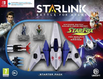 Pack de démarrage Starlink Battle for Atlas Nintendo Switch