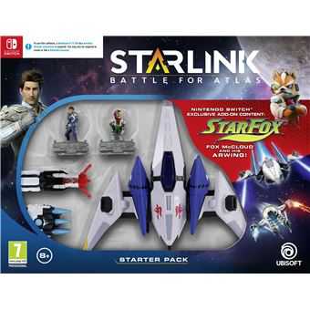Pack de démarrage Starlink Battle for Atlas