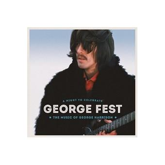 A night to celebrate the music of George Harrison Coffret Inclus Blu-ray