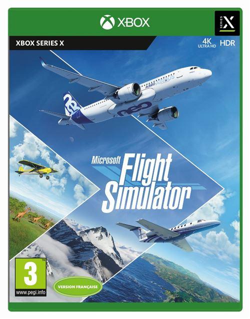 Microsoft Flight Simulator Xbox Exclusivité Fnac