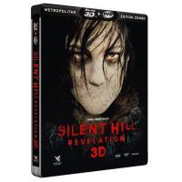 Silent Hill : Revelation Steelbook Edition limitée Combo Blu-ray 3D DVD