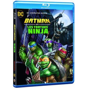 Batman animated seriesBatman vs. Teenage Mutant Ninja Turtles Blu-ray