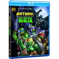 Batman vs. Teenage Mutant Ninja Turtles Blu-ray