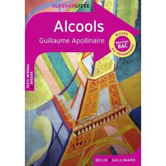 Alcools – Nouvelle édition 2020