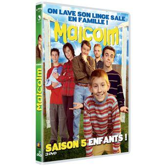 MalcolmCoffret intégral de la Saison 5 DVD