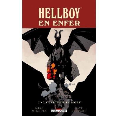 Hellboy en enfer 02. La Carte de la Mort