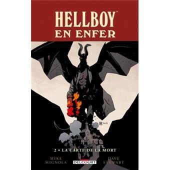 HellboyHellboy en enfer 02. La Carte de la Mort