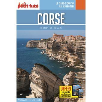 Corse 2018 carnet petit fute + offre num
