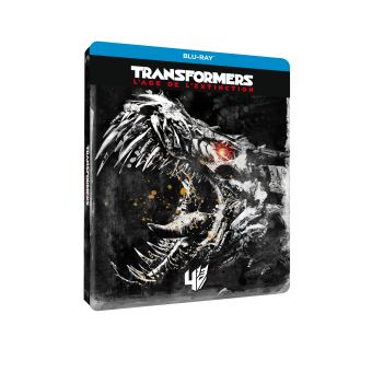 TransformersTransformers 4 L'âge de l'extinction Edition Collector SteelBook Blu-ray