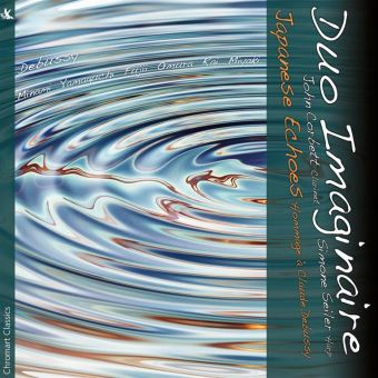 Japanese echoes/hommage a claude debussy