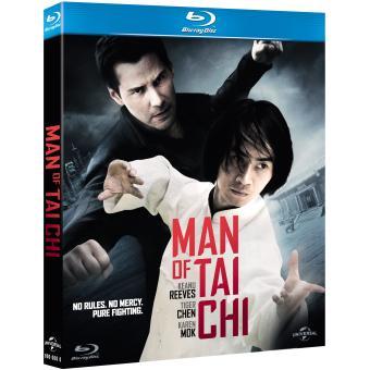 Man of Tai Chi  Blu-Ray