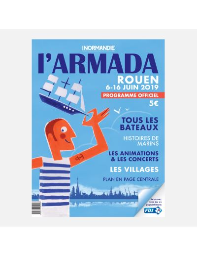 L'Armada Programme officiel 2019