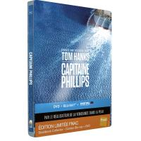 Capitaine Phillips Steelbook Edition Collector Spéciale Fnac Blu-Ray